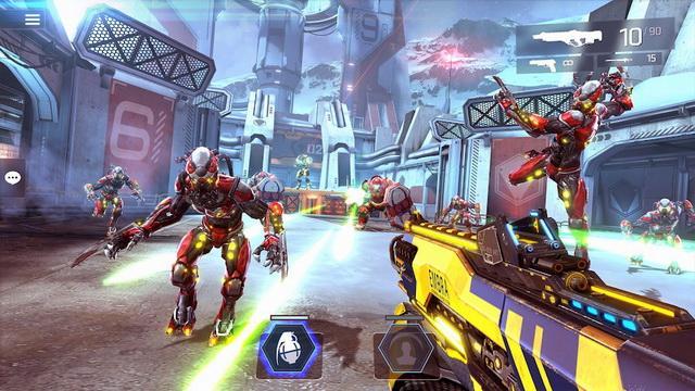 Shadowgun Legends - Jeux d'action