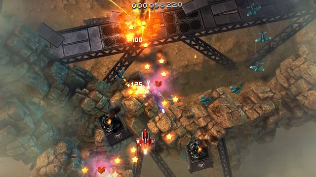 Sky Force Reloaded - Jeux d'action