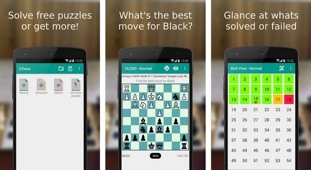 iChess - meilleurs jeux d'échecs