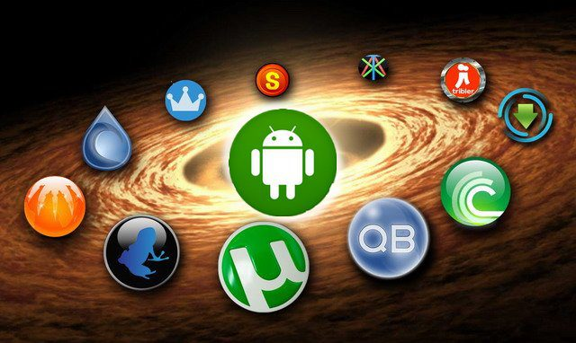 meilleures applications torrents pour Android