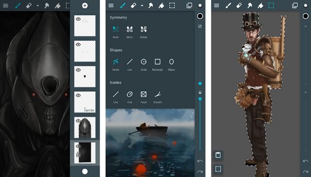 ArtFlow - meilleure application de dessin