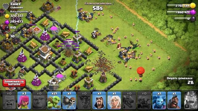 Clash of Clans - Jeu de stratégie