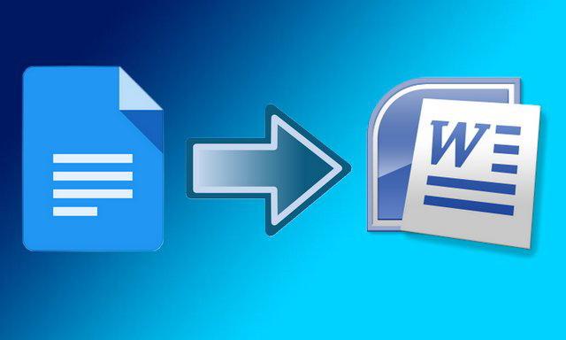 quel logiciel pour convertir word en pdf