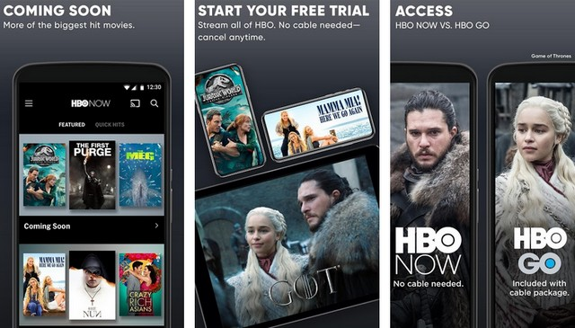 HBO NOW Stream TV & Movies