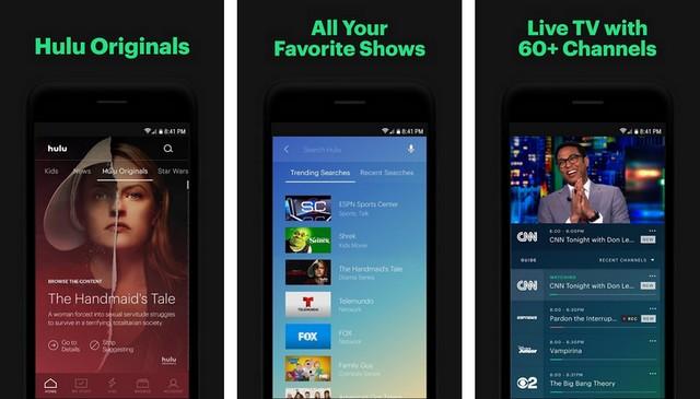 Hulu - Stream TV, Movies