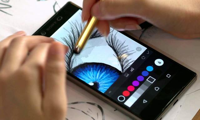 10 meilleures applications de dessin pour android info24android. Black Bedroom Furniture Sets. Home Design Ideas