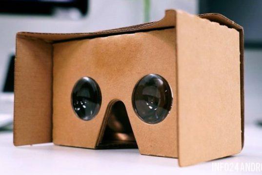 Les meilleures applications VR pour Google Cardboard