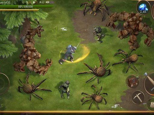 Les meilleurs jeux de survie sur Android