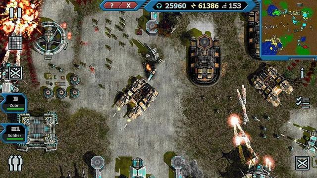 Machines at War 3 - Jeu de stratégie