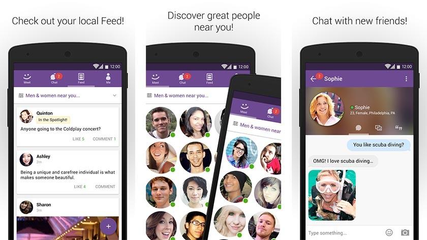 Site de rencontres android