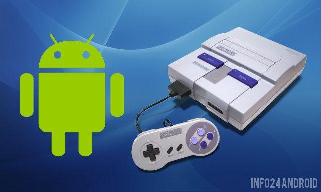 Les meilleurs émulateurs de Super Nintendo pour Android