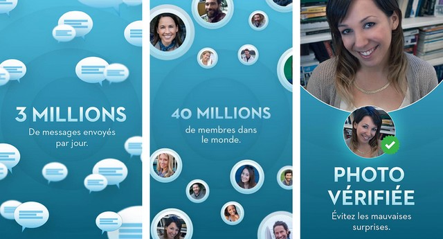 Zoosk - application de rencontres