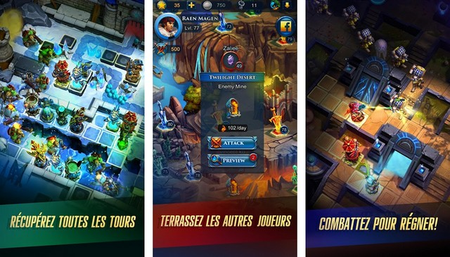 Defenders 2 - Tower Defense