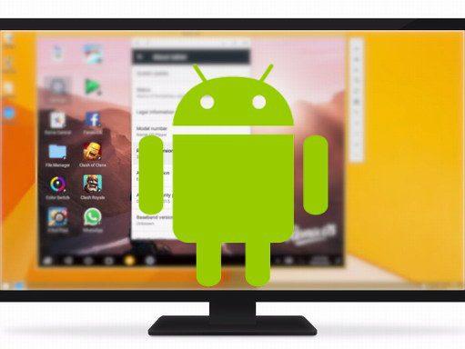 Les meilleurs émulateurs Android pour PC