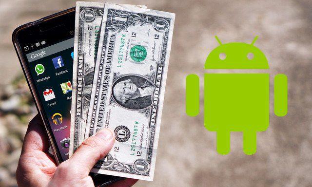 Les meilleures applications pour gagner de l'argent sur Android