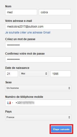 Comment cr er un compte youtube sans gmail info24android for Ouvrir un lien dans une nouvelle fenetre