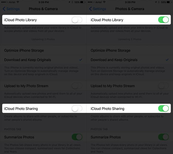 <b>iPhone</b> : récupérer les <b>photos</b> stockées sur <b>iCloud</b>