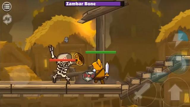 Blackmoor 2 - meilleur jeu de plateforme