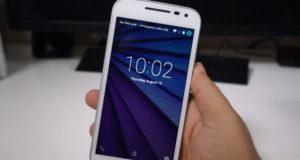 Comment faire une capture d'écran sur Moto G