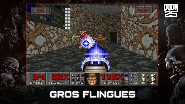 DOOM - best retro game