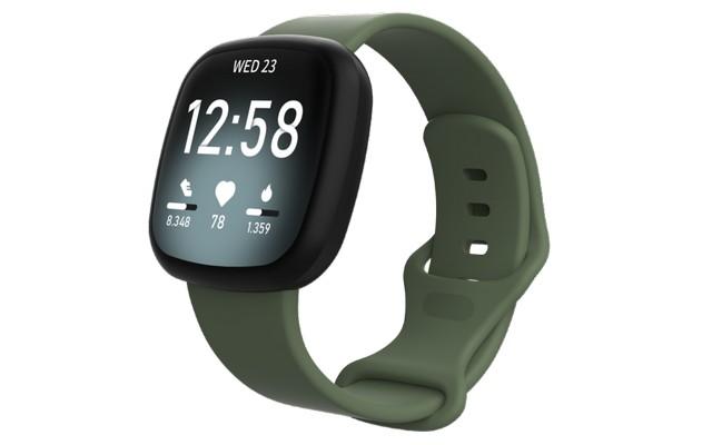 Fitbit Versa 3 - meilleures montres connectées