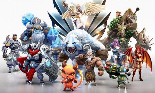 Les meilleurs jeux MOBA sur Android