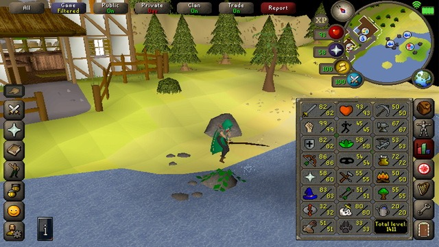 RuneScape Old School