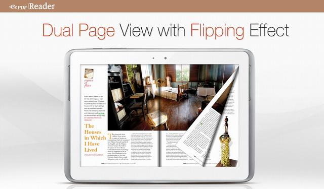 ezPDF Reader - application de lecteur PDF