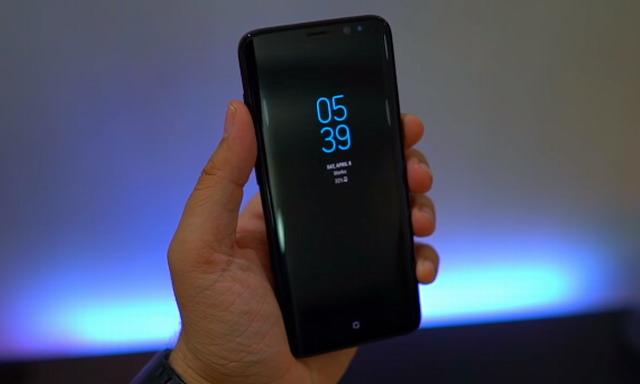 Calendrier Des Regles Always.Comment Personnaliser Le Mode Always On Display Sur Samsung