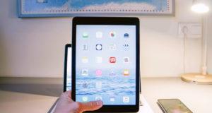 Comment créer un dossier sur iPad