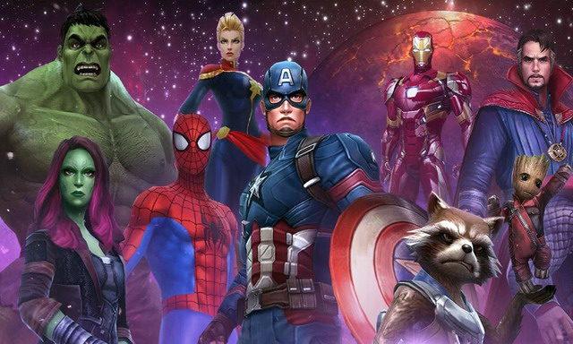 Les meilleurs jeux de super héros sur Android