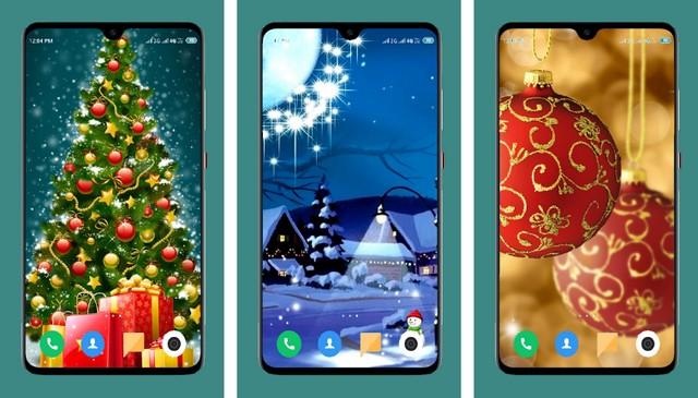 Christmas Wallpaper 4K - best Christmas app