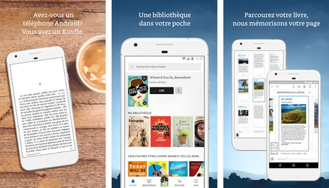 L'univers Android et ses applications