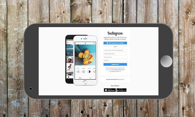 comment poster des images sur instagram via le web mobile