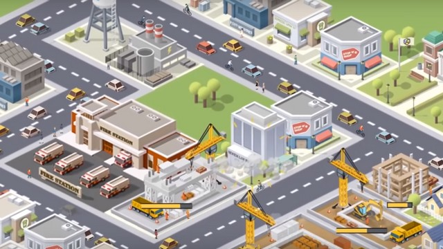 Pocket City - jeu hors ligne