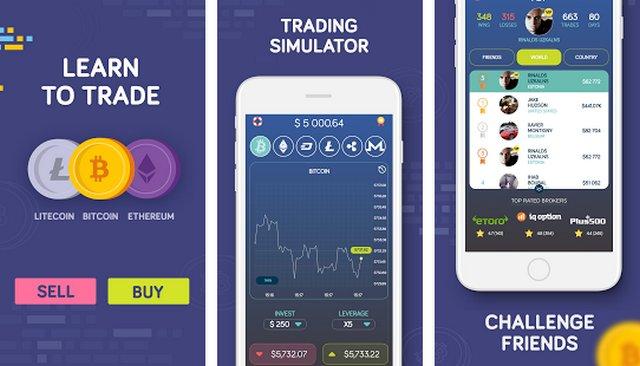Simulator de margin trade bitcoin