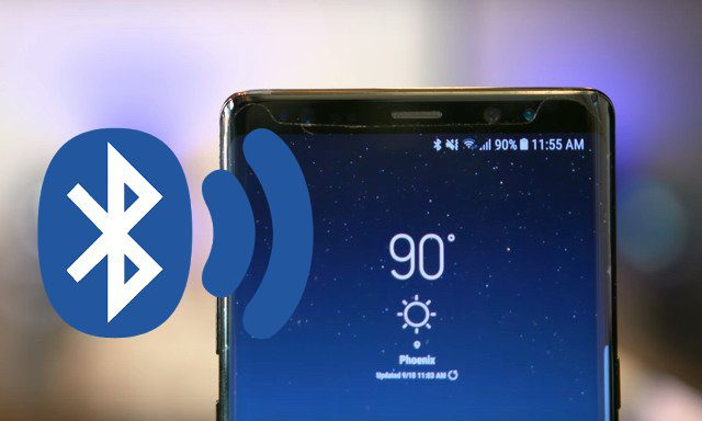 Probleme de memoire bluetooth