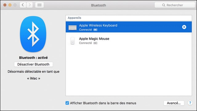 Transfer files between Android and Mac via Bluetooth