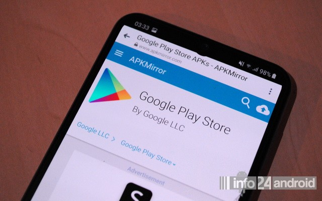 Download the latest version from Google Play Store