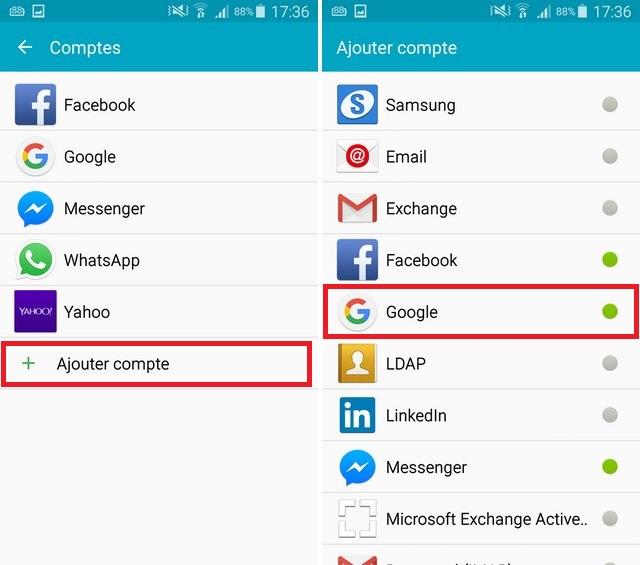 Comment Ajouter Un Deuxieme Compte Google Sur Android Info24android