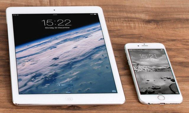 comment changer le fond d cran sur votre iphone ou ipad info24android. Black Bedroom Furniture Sets. Home Design Ideas