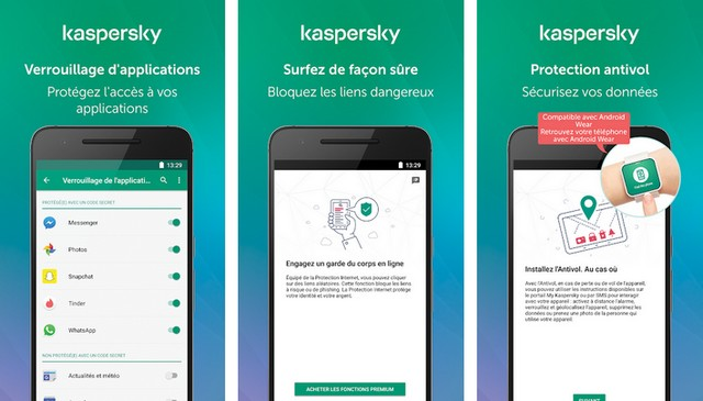 Kaspersky Protection Antivirus