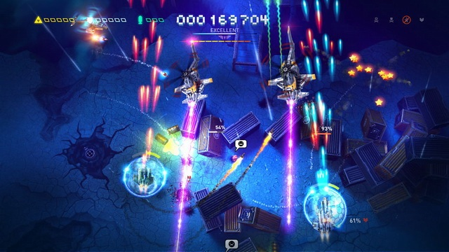 Sky Force Reloaded - The Best HD Game