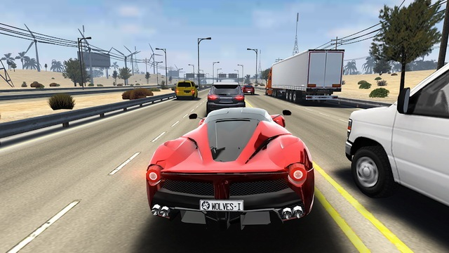 Traffic Tour - The Best HD Game