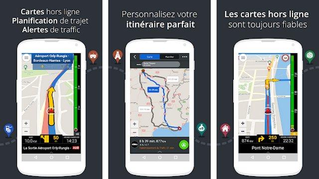 Carte Espagne Hors Ligne.10 Meilleures Applications Gps Hors Ligne Pour Android Et Ios