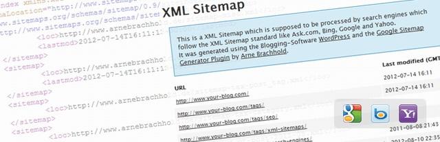Google XML Sitemaps - Plugins WordPress