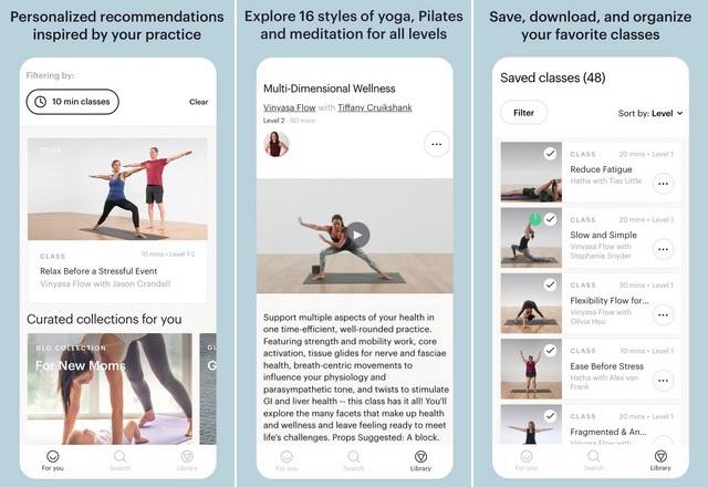 Yoga & Meditation par Glo