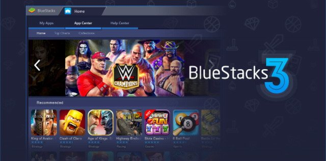 Bluestacks 3 - émulateur Android pour PC