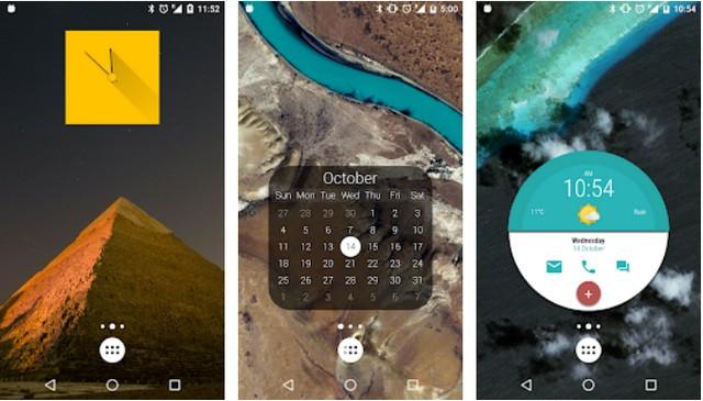 KGWT - application pour personnaliser votre smartphone