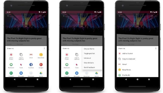 Sharedr - application pour personnaliser votre smartphone